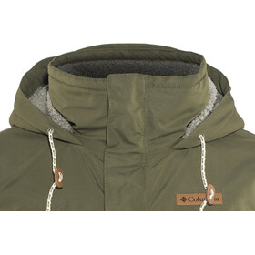 Columbia South Canyon Lined Jacket Men olive